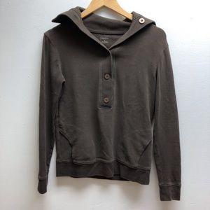 Small Banana Republic brown sweater